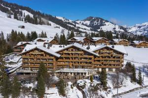 GOLFHOTEL Les Hauts de Gstaad & SPA - Hotel - Gstaad