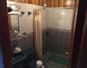 Double  Room with One Double Bed Hotel Las Orquideas