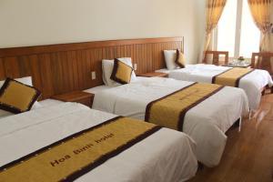 Hoa Binh Hotel - Xóm Ðé