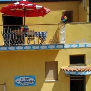 I Colori dell'Arcobaleno, Bed and Breakfasts  Santo Stefano di Camastra - big - 21