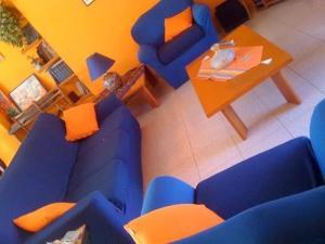 I Colori dell'Arcobaleno, Bed and Breakfasts  Santo Stefano di Camastra - big - 22
