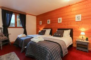 Chalet Les Jumelles - Hotel - Chamonix