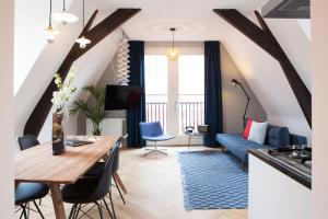 The Duke Boutique Apartments - Dieskant