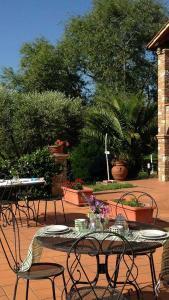 Agriturismo Il Pallocco, Farm stays  Montecastrilli - big - 64
