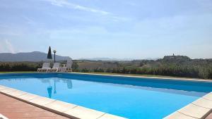Agriturismo Il Pallocco, Farm stays  Montecastrilli - big - 100