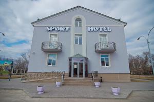 Sport Hotel, Hotel  Volzhskiy - big - 118