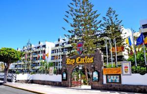 Hotel Rey Carlos, Playa Del Ingles  - Gran Canaria