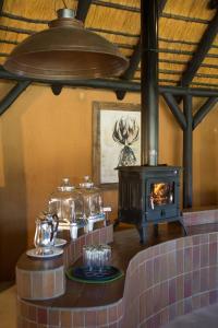 Okonjima Luxury Bush Camp, Horské chaty  Otjiwarongo - big - 26