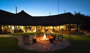 Okonjima Luxury Bush Camp, Horské chaty  Otjiwarongo - big - 22