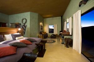 Okonjima Luxury Bush Camp, Horské chaty  Otjiwarongo - big - 17