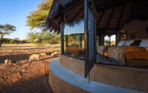 Okonjima Luxury Bush Camp, Horské chaty  Otjiwarongo - big - 16