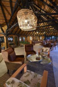 Okonjima Luxury Bush Camp, Horské chaty  Otjiwarongo - big - 13