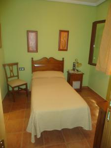 Single Room Hostal Posada Entrevinas