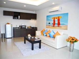Patong Bay Hill 1 bedroom Apartment, Apartmány  Patong Beach - big - 5