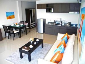 Patong Bay Hill 1 bedroom Apartment, Apartmány  Patong Beach - big - 6