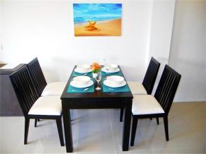 Patong Bay Hill 1 bedroom Apartment, Apartmány  Patong Beach - big - 9