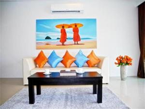 Patong Bay Hill 1 bedroom Apartment, Apartmány  Patong Beach - big - 10