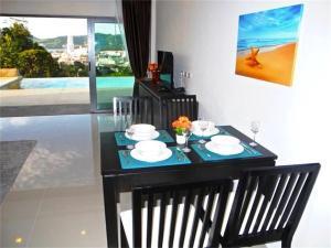 Patong Bay Hill 1 bedroom Apartment, Apartmány  Patong Beach - big - 20