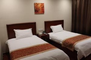 obrázek - GreenTree Inn Zhejiang Ningbo Dongqian Lake Yinxian Avenue North Mozhi Road Business Hotel