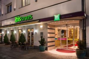 ibis Styles Berlin an der Oper, Szállodák  Berlin - big - 42