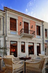 Civitas Boutique Hotel, Aparthotels  Rethymno - big - 7