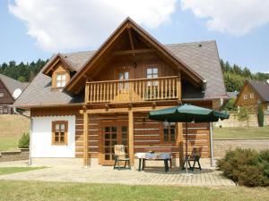 Chata Holiday Home Christine 1 Stupná Česko