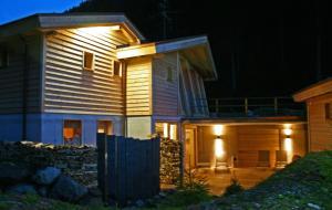 H?ttenhotel Husky Lodge