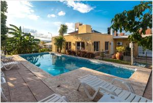 Descanso las Tres Marias, Hotely  Villa Carlos Paz - big - 55