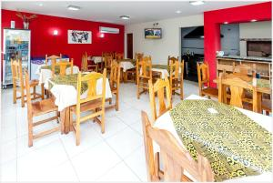 Descanso las Tres Marias, Hotely  Villa Carlos Paz - big - 42