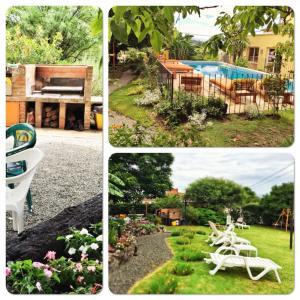 Descanso las Tres Marias, Hotely  Villa Carlos Paz - big - 58