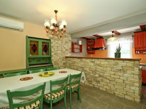 Luxurious Holiday Home in Kastel with Swimming Pool