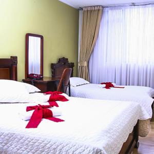 Hotel Chambu Plaza, Hotels - Pasto