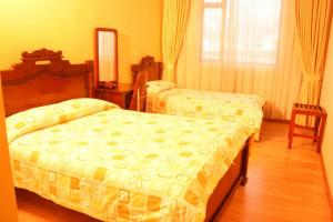 Hotel Chambu Plaza, Hotels  Pasto - big - 21