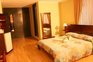 Hotel Chambu Plaza, Hotels  Pasto - big - 26