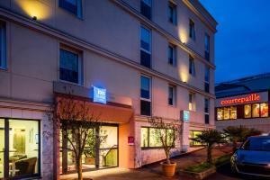 emblème de l'établissement Hotel ibis budget Chatillon Paris