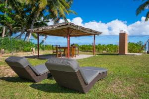 Le Tropique Villa, Ferienhäuser  Grand'Anse Praslin - big - 51
