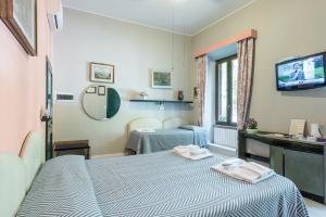 A Roma San Pietro Best Bed - AbcRoma.com