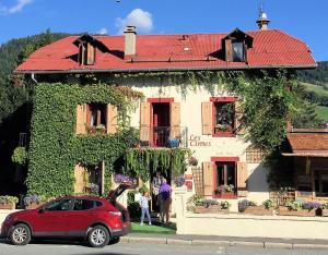 Hôtel Les Cimes - Hotel - Megève