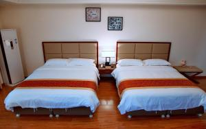 Live Inn Guangzhou Luogang Wanda Plaza Branch, Apartments  Guangzhou - big - 35