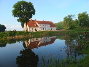 Dwór Klewiny, Vidéki vendégházak  Klewiny - big - 1