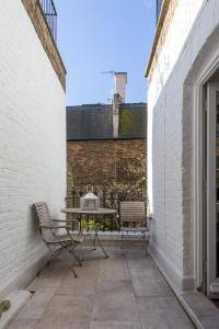 onefinestay - South Kensington private homes III, Апартаменты  Лондон - big - 174