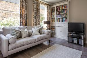 onefinestay - South Kensington private homes III, Апартаменты  Лондон - big - 172