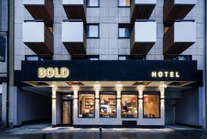 BOLD Hotel München Zentrum, Szállodák  München - big - 18