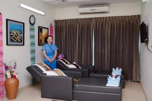 Well Park Residence Boutique Hotel & Suites, Hotel  Chittagong - big - 29