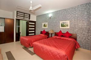Well Park Residence Boutique Hotel & Suites, Hotel  Chittagong - big - 12