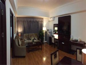 Golden Sunshine Apartment Panyu Wanda Plaza, Apartmány  Kanton - big - 38