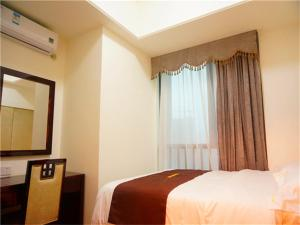 Golden Sunshine Apartment Panyu Wanda Plaza, Apartmány  Kanton - big - 40