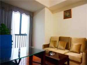 Golden Sunshine Apartment Panyu Wanda Plaza, Apartmány  Kanton - big - 10