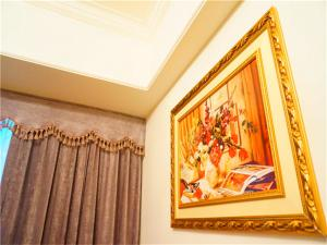 Golden Sunshine Apartment Panyu Wanda Plaza, Apartmány  Kanton - big - 30