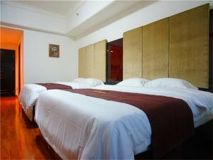 Golden Sunshine Apartment Panyu Wanda Plaza, Apartmány  Kanton - big - 31